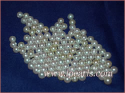 4-4.5mm Chinese akoya loose pearls jewelry,AAA to AAA+