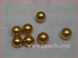 13-14mm top quality golden yellow South sea