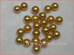 12-13mm top quality golden yellow South sea pealrs