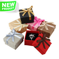 wholesale colorful gift box for Jewelry holding 48pcs