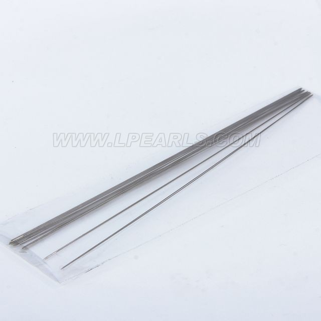 wholesale Jewelry DIY tools pearl needle 10pcs
