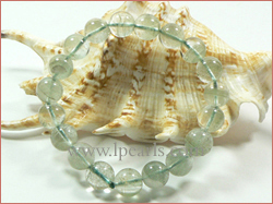 16mm green spirit unshaped crystal jewelry bracelet wholesale