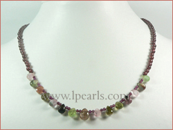 17mm jade crystal necklace wholesale