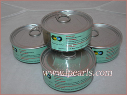 pearl oyster cans with Better Quality ROUND