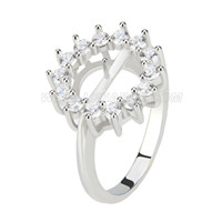 wholesale 925 sterling silver pearl rings accessory