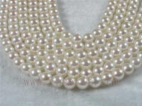 6-6.5mm akoya pearl strands wholesale,from AAA+ to A grades