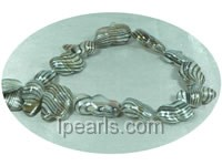 particular long-drilled 12*20mm blister pearl strands