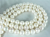 wholesale 8-9mm natural white freshwater potato pearl strands