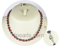 wholesale 5.5-6mm akoya pearl necklace