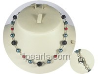 wholesale 7.5-8mm akoya pearl necklace