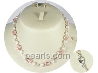 wholesale 6.5-7mm akoya pearl necklace