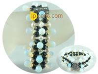 6mm white freshwater jewelry pearls bracelet