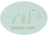 10 pieces sterling silver earrings hooks