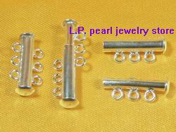 pearl necklace clasps