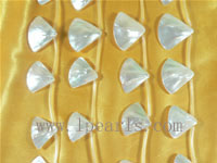 25mm crescent shell strands wholesale